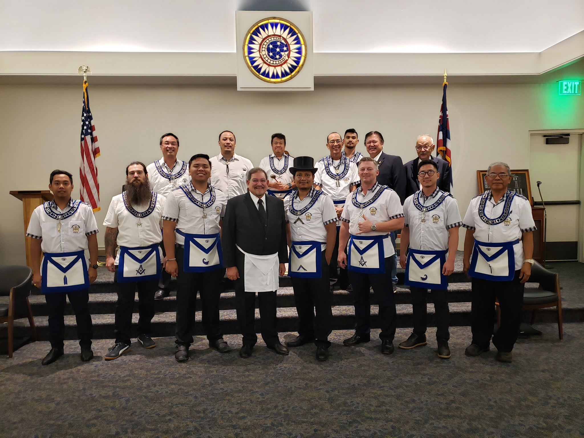 Hawaiian Lodge | F&AM – Hawaii Freemasonry